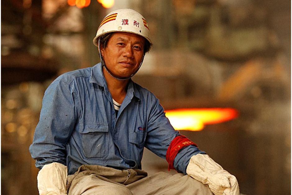 قیمت فولاد چین