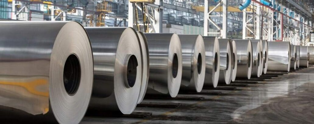 رشد آرام فلزات