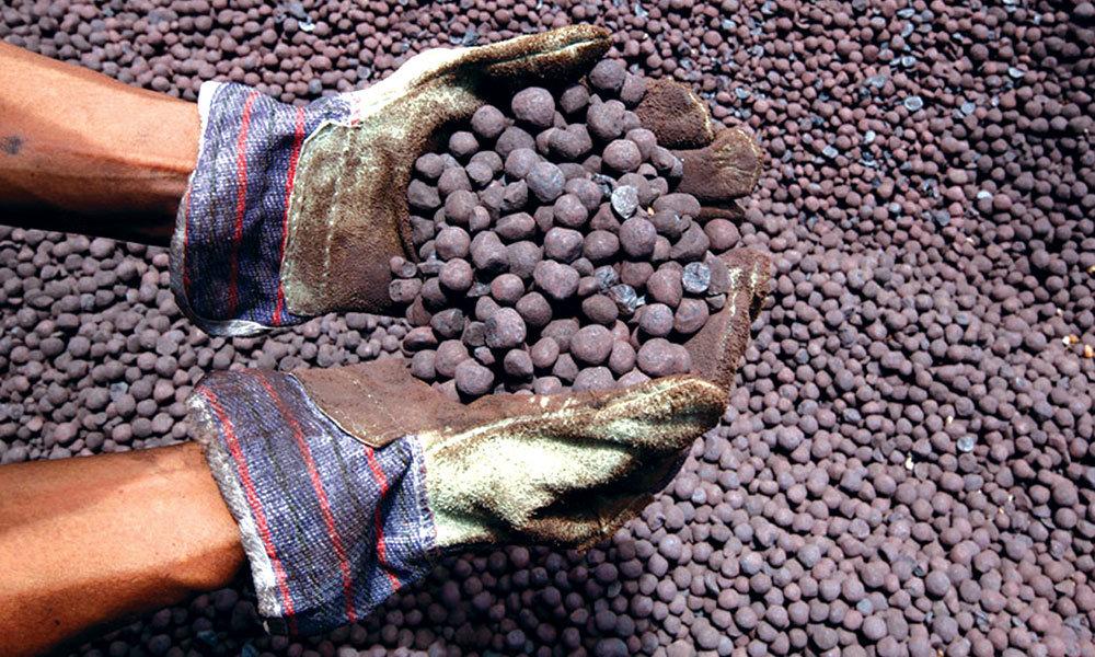 افزایش بیش از 3 درصدی قیمت سنگ آهن